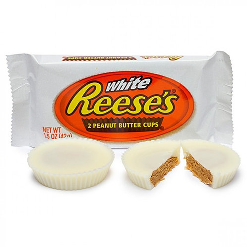Reese's butter cups white