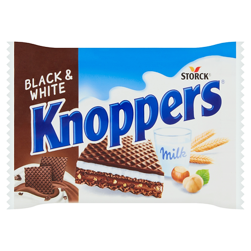 Knoppers black&white