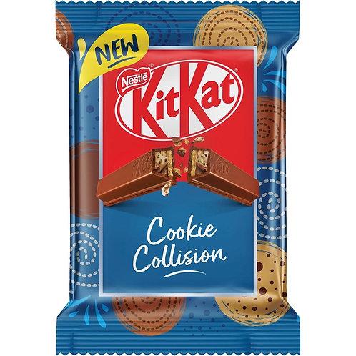 KitKat cookie collision
