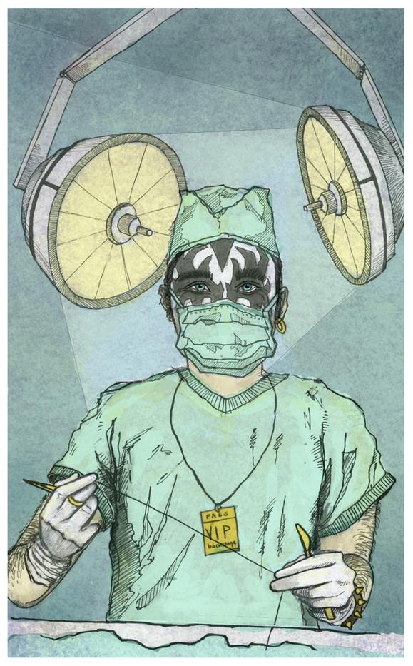 Top Docs Spot Illustration