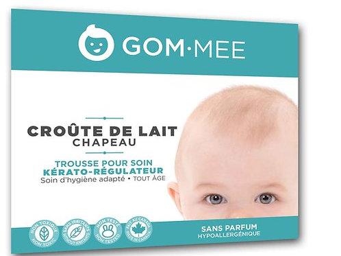 Traitement croûte de lait (chapeau) pour bébé