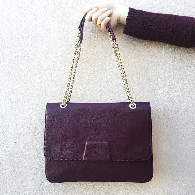Classic Slim Flap Bag