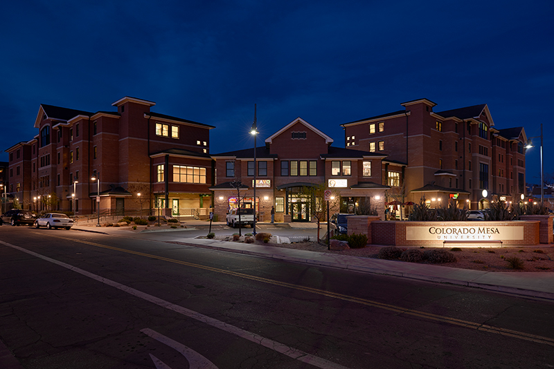 North Avenue Student Housing - Colorado Mesa University - Grand Junction, CO