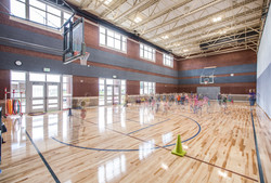 Lewiston Elementary School Gymnasium - Lewiston, UT