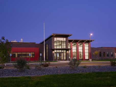 Salt Lake City Mosquito Abatement District's new state-of-the-art Headquarters