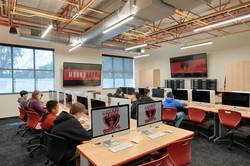 Mound Fort Jr. High Innovation Center Computer Lab - Ogden, UT