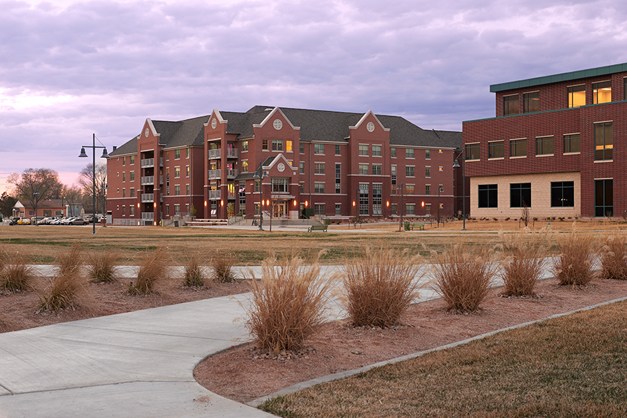 Garfield Hall Student Housing - Colorado Mesa University - Grand Junction, CO