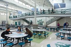 Green Canyon High School Commons Area - North Logan, UT