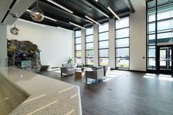 Salt Lake City Mosquito Abatement District Administration Building Lobby - Salt Lake City, UT