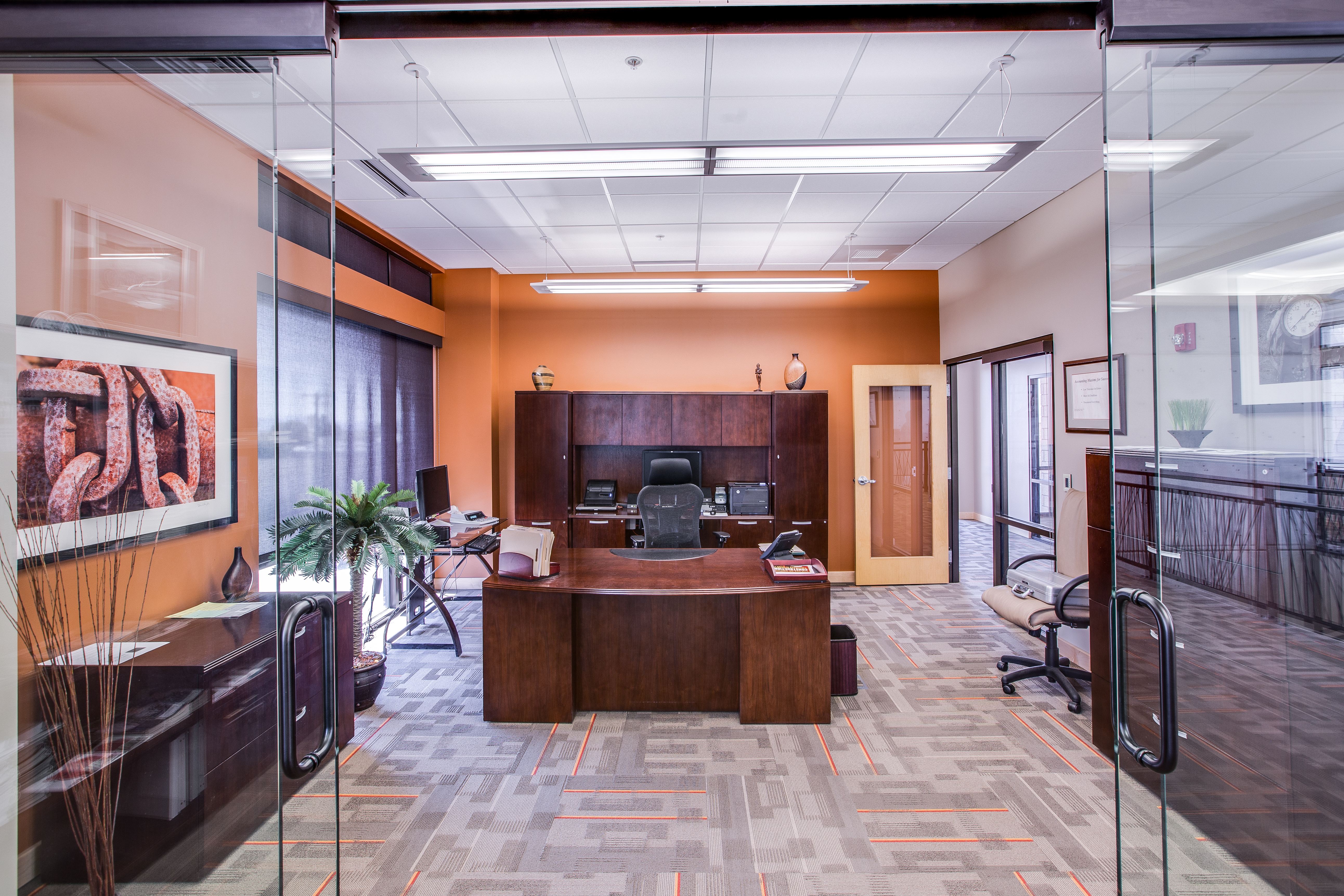 Associated Brigham Contractor Office - Brigham City, UT