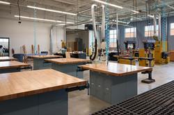 Ridgeline High School Shop - Millville, UT