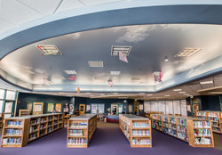 Bridger Elementary School Library - Logan, UT