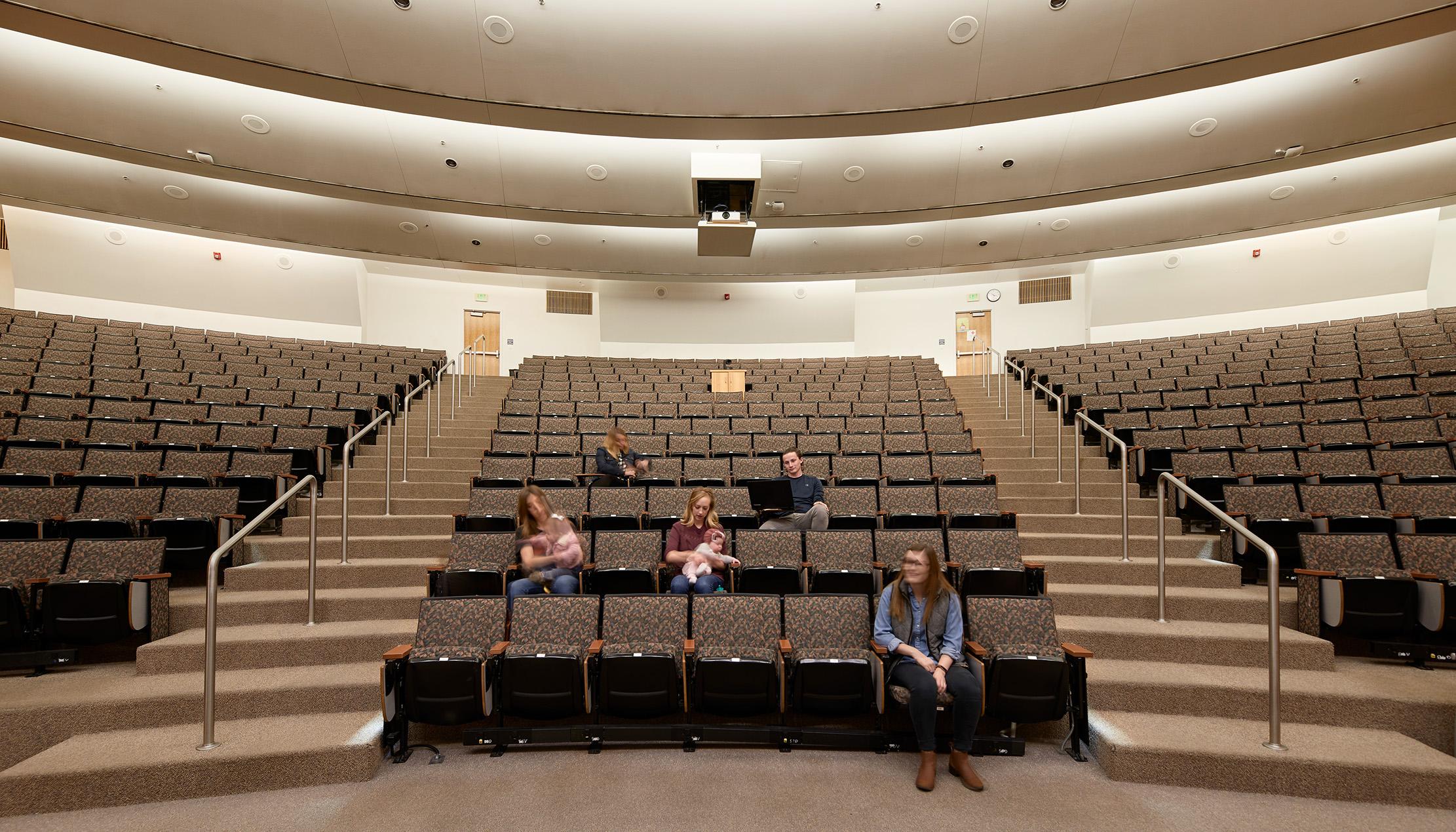 Widtsoe Hall Chemistry Building - Utah State University - Logan, UT