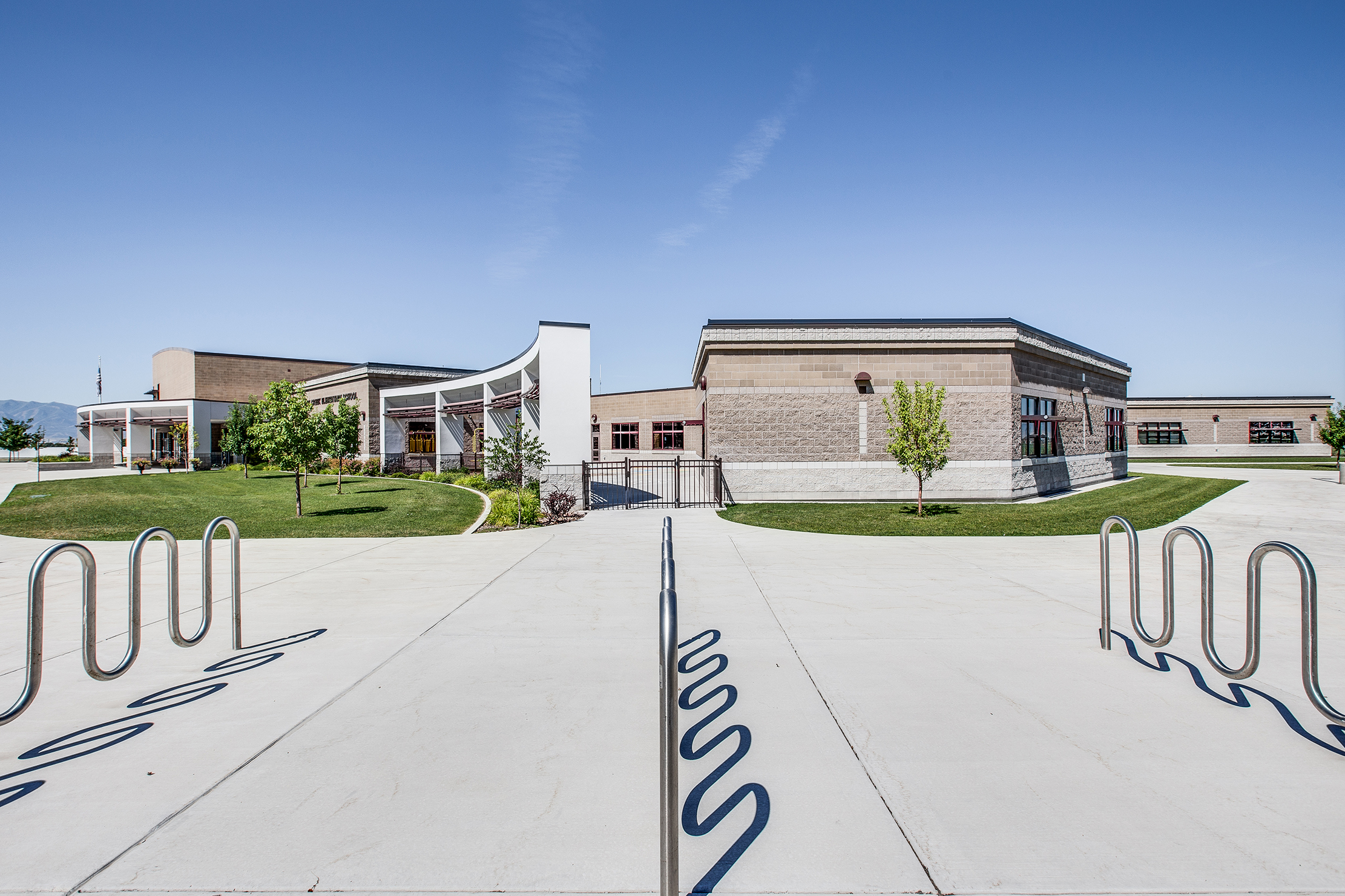 Birch Creek Elementary School - Smithfield, UT