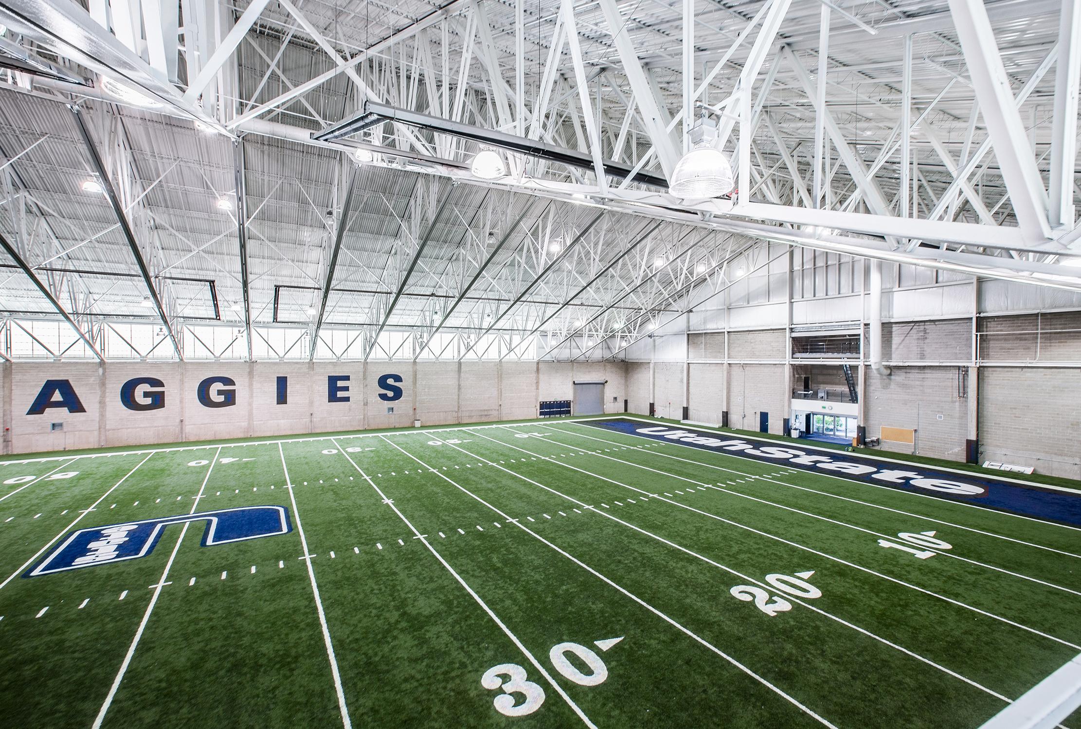 Stan Laub Indoor Training Center - Utah State University - Logan, UT