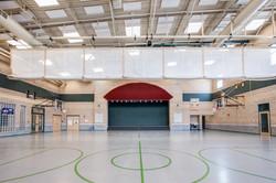 Bridger Elementary School Gym & Stage - Logan, UT