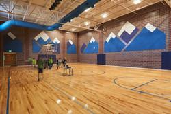 Summit Elementary School Gym - Smithfield, UT