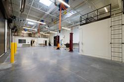 Salt Lake City Mosquito Abatement District Large Vehicle Storage / Maintenance Building - Salt Lake