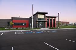 Salt Lake City Mosquito Abatement District Administration Building - Salt Lake City, UT