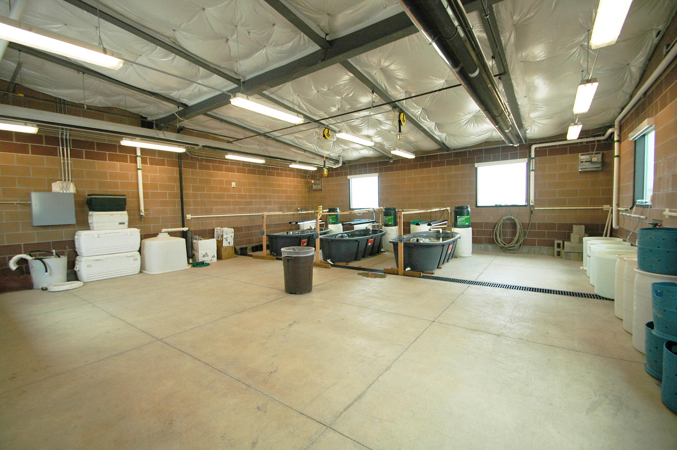 South Salt Lake Mosquito Abatement District Research Storage Area - West Jordan, UT