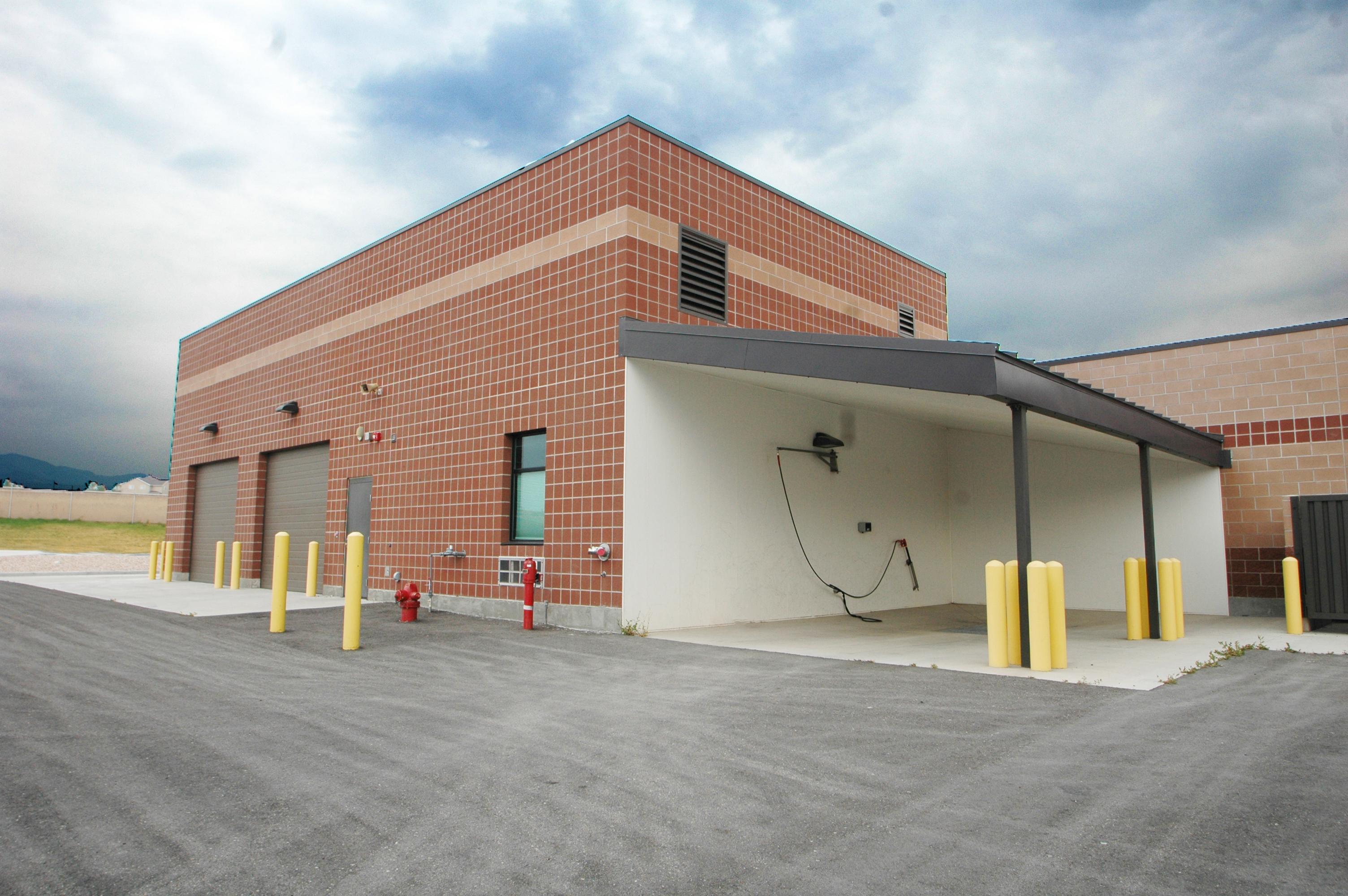 South Salt Lake Mosquito Abatement District Vehicle Storage / Maintenance Building - West Jordan, UT