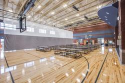 Lewiston Elementary School Gymnasium & Cafeteria - Lewiston, UT