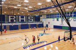 Ridgeline High School Gym - Millville, UT