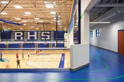 Ridgeline High School Gym and Track - Millville, UT