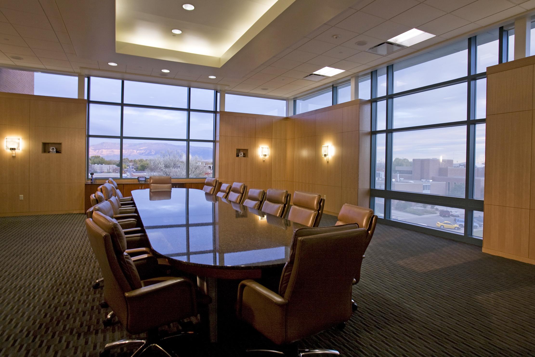 Dominguez Hall Conference Room - Colorado Mesa University - Grand Junction, CO