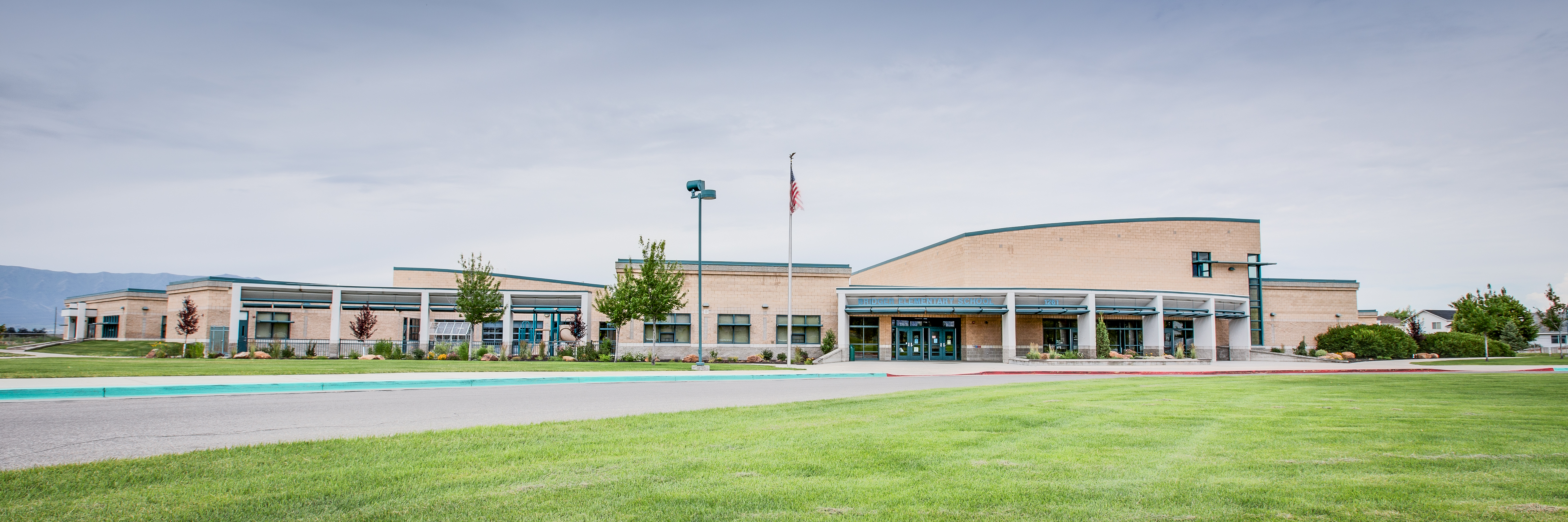 Bridger Elementary School - Logan, UT