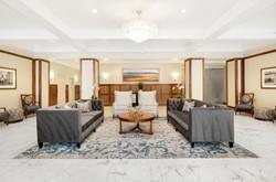 Eagle Gate Apartments Waiting Lounge - Salt Lake City, UT