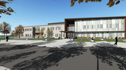 South Clearfield Elementary School Exterior Conceptual Rendering - Clearfield, UT