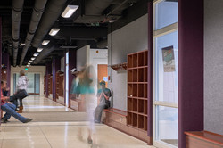Compass Academy Hallway - Idaho Falls, UT