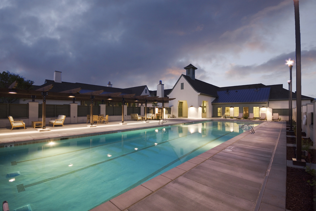Garden Park Clubhouse Pool - South Jordan, UT