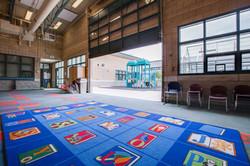 Bridger Elementary School Kindergarten Area - Logan, UT