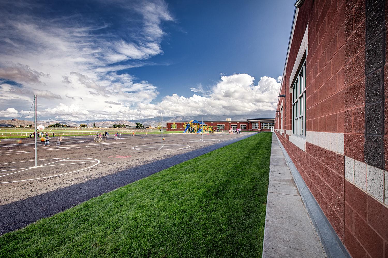 Lewiston Elementary School Playground - Lewiston, UT