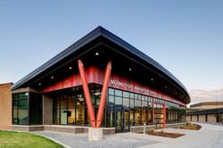 Mound Fort Jr. High Innovation Center - Ogden, UT