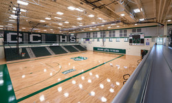 Green Canyon High School Gymnasium - North Logan, UT