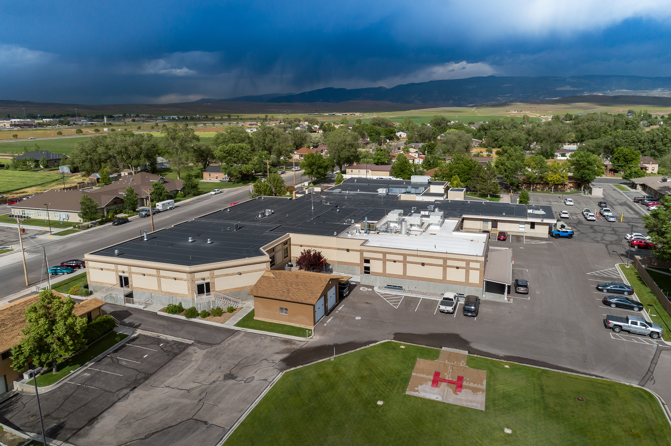 Gunnison Valley Hospital – Operating Room wing Addition - Gunnison, UT