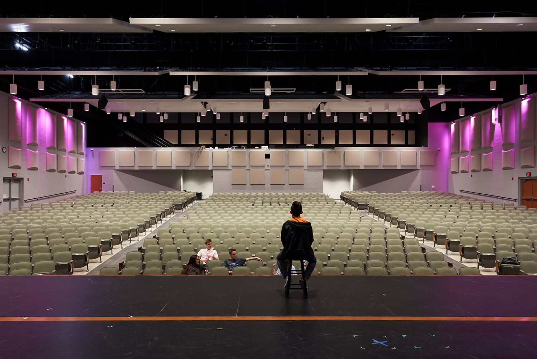 Green Canyon High School Auditorium - North Logan, UT