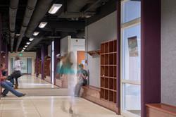 Compass Academy Hallway - Idaho Falls, ID