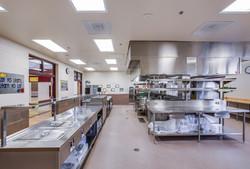 Birch Creek Elementary School Kitchen - Smithfield, UT