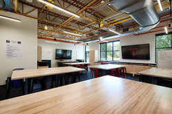 Mound Fort Jr. High Innovation Center Classroom - Ogden, UT