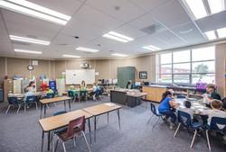 Lewiston Elementary School Classroom - Lewiston, UT