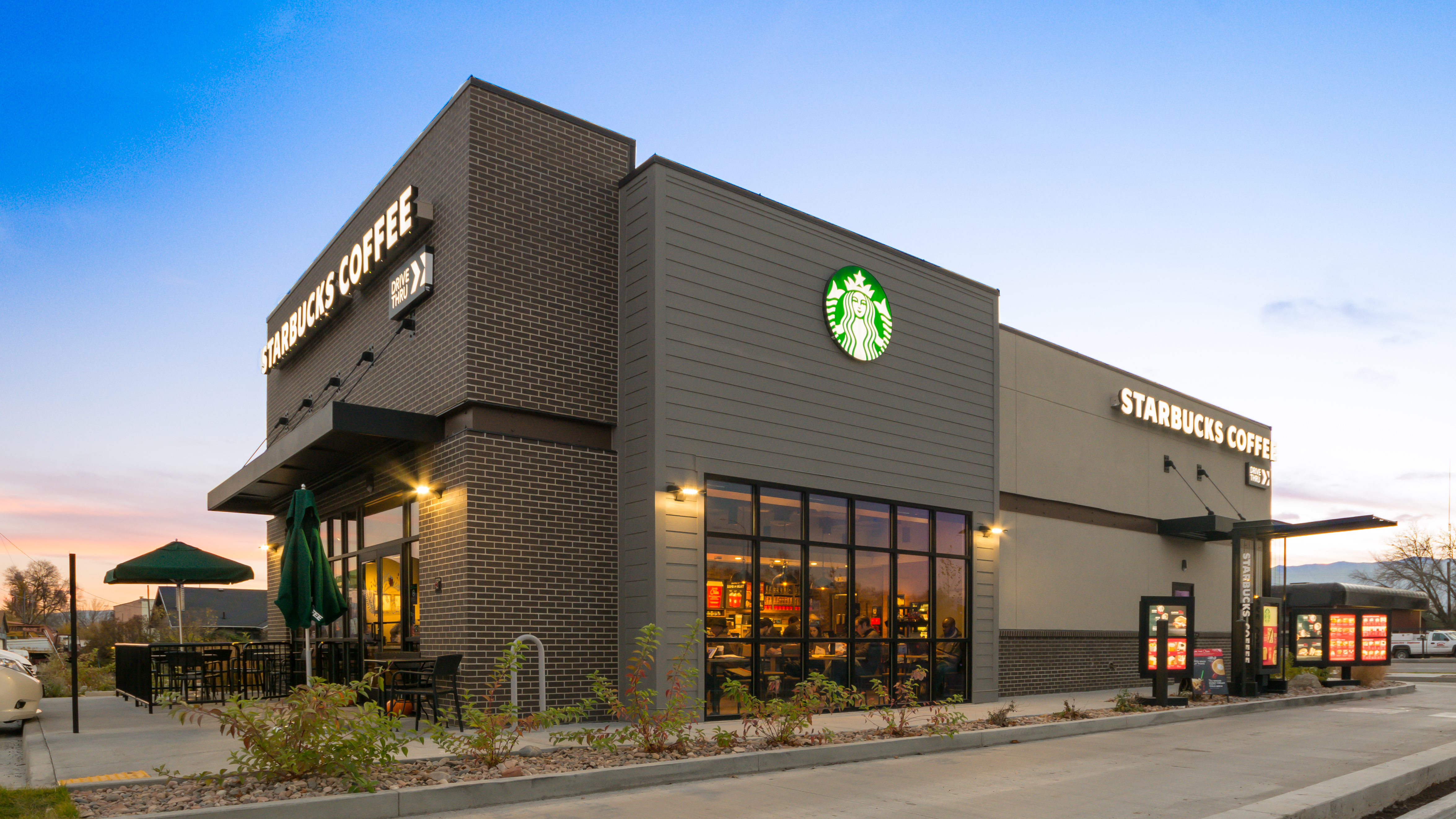 Starbucks - Logan, UT