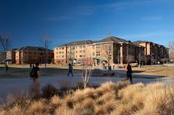 Grand Mesa Hall Student Housing - Colorado Mesa University - Grand Junction, CO