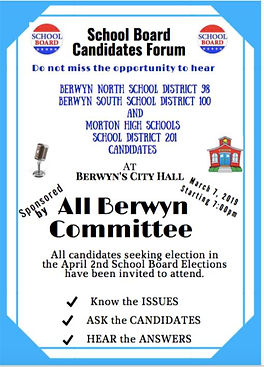 All Berwyn Committee 2019
