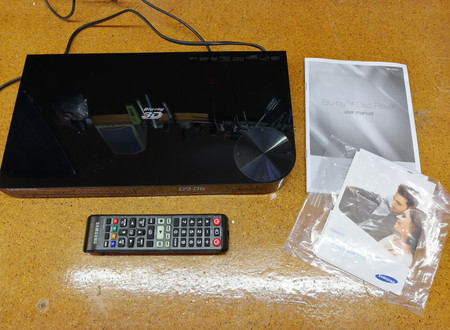 Samsung Blueray DVD Player $79