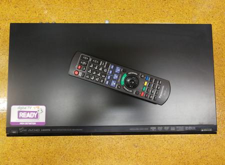 Panasonic DVD/Blu-ray HDD Recorder $149