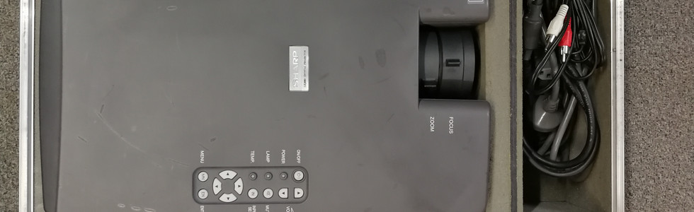 Sharp LCD Data Projector $250